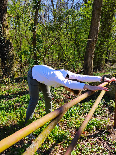 mymedAQ Magazin: Fitness-Übung Rückenbeuge mit Jan Hayduk