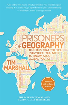 mymedq Buchtipp Prisoners of Geography